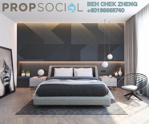 Condominium For Sale in M Arisa, Sentul Freehold Semi Furnished 1R/1B 299k