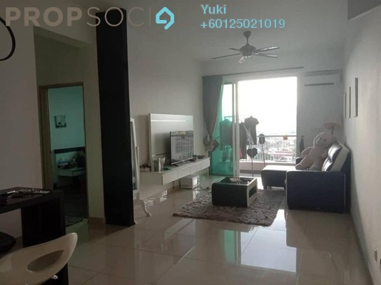 Condominium For Sale in D'Festivo Residences, Ipoh Freehold Semi Furnished 2R/2B 480k