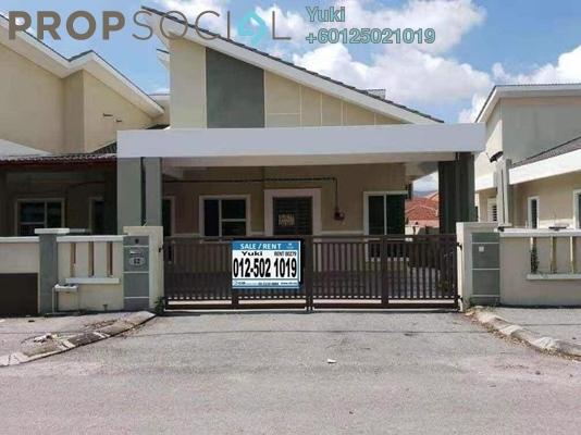 Semi-Detached For Sale in Taman Sri Pengkalan, Ipoh Leasehold Unfurnished 4R/3B 440k