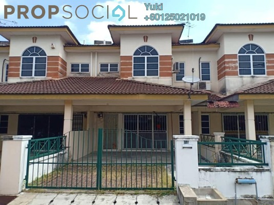 Terrace For Sale in Taman Song Choon, Ipoh Leasehold Unfurnished 4R/3B 250k