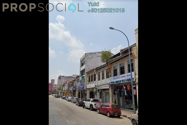 Shop For Sale in Kampung Jawa, Ipoh Freehold Unfurnished 2R/4B 900k