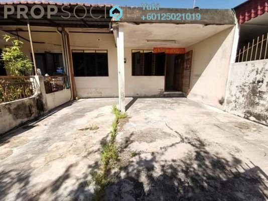 Terrace For Sale in Station 18, Ipoh Freehold Unfurnished 3R/2B 190k