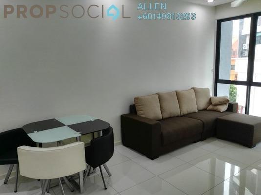 Condominium For Rent in Impiana Residences, Iskandar Puteri (Nusajaya) Freehold Semi Furnished 1R/1B 950translationmissing:en.pricing.unit