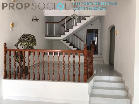 Terrace For Sale in Taman Segar, Cheras Freehold Semi Furnished 4R/3B 728k