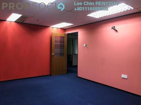 Office For Sale in Wisma Zelan, Bandar Sri Permaisuri Leasehold Semi Furnished 3R/0B 205k