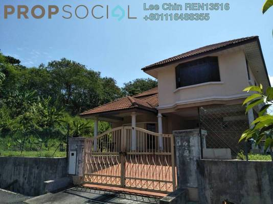 Bungalow For Sale in Taman Hulu Langat Jaya, Batu 9 Cheras Freehold Unfurnished 6R/5B 1.58m