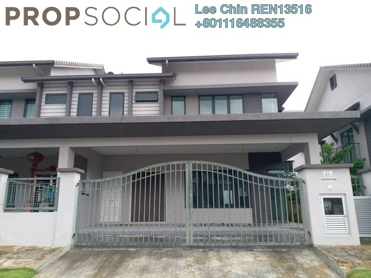 Semi-Detached For Sale in GreensVille, Semenyih Freehold Unfurnished 5R/4B 850k