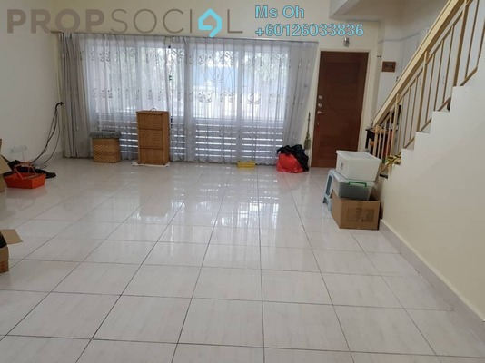 Terrace For Sale in Mutiara Puchong, Puchong Leasehold Semi Furnished 4R/3B 999k