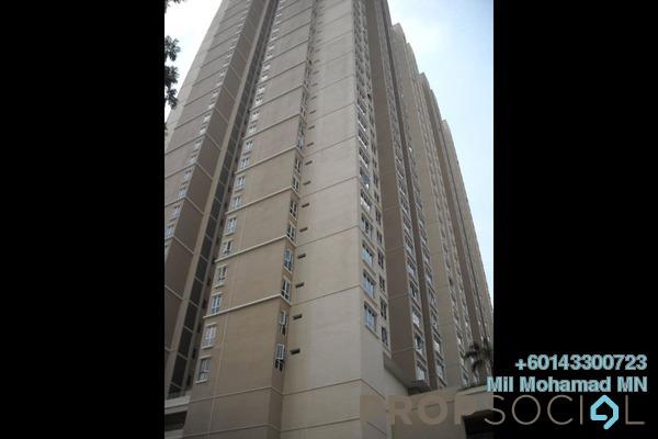 Condominium For Sale in Titiwangsa Sentral, Titiwangsa Freehold Fully Furnished 3R/2B 538k