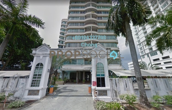 Condominium For Sale in Affina Bay, Butterworth Freehold Unfurnished 3R/2B 369k