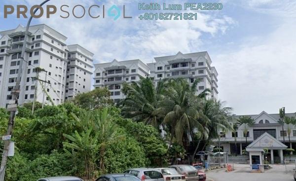 Condominium For Rent in Tiara Faber, Taman Desa Freehold Fully Furnished 3R/2B 1.9k