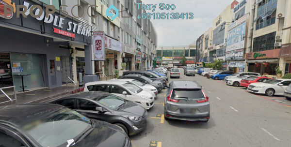 Shop For Rent in Puteri 2, Bandar Puteri Puchong Freehold Unfurnished 0R/0B 5.5k