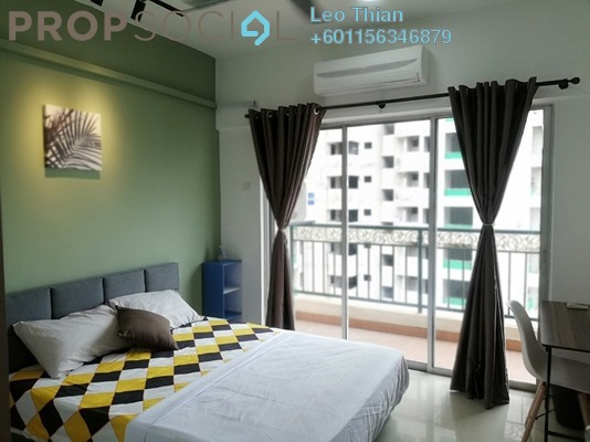 Apartment For Rent in Kuchai Avenue, Kuchai Lama Freehold Fully Furnished 1R/1B 650translationmissing:en.pricing.unit