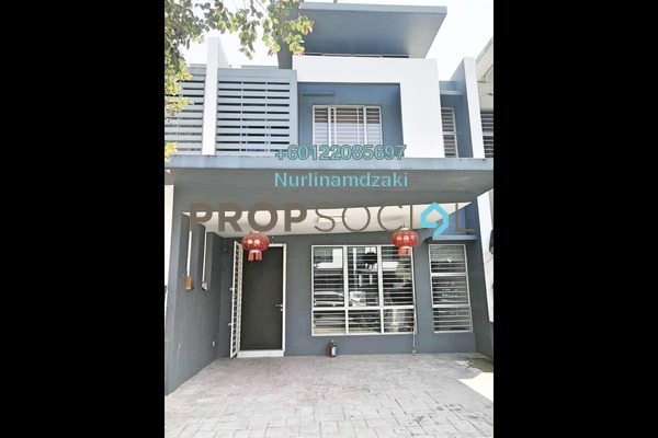 Terrace For Sale in Taman Sierra Ukay, Ampang Jaya Freehold Fully Furnished 4R/3B 835k