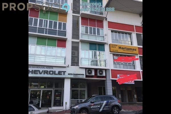Office For Sale in Sunsuria Avenue, Kota Damansara Freehold Unfurnished 0R/1B 580k