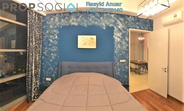 Condominium For Rent in The Azure Residences, Kelana Jaya Freehold Fully Furnished 2R/1B 2.65k