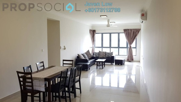 Condominium For Rent in Covillea, Bukit Jalil Freehold Fully Furnished 4R/3B 2.8k