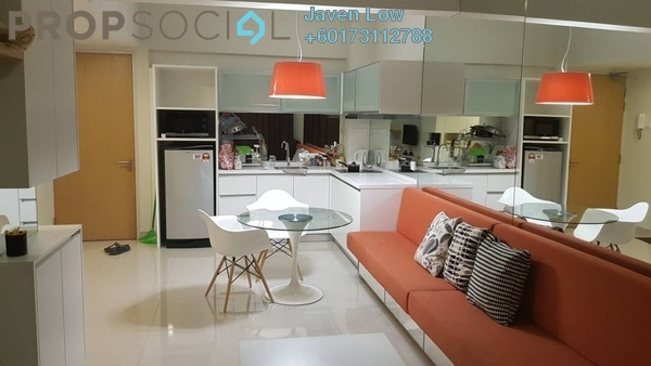 Condominium For Rent in Dex @ Kiara East, Jalan Ipoh Freehold Fully Furnished 2R/1B 1.5k