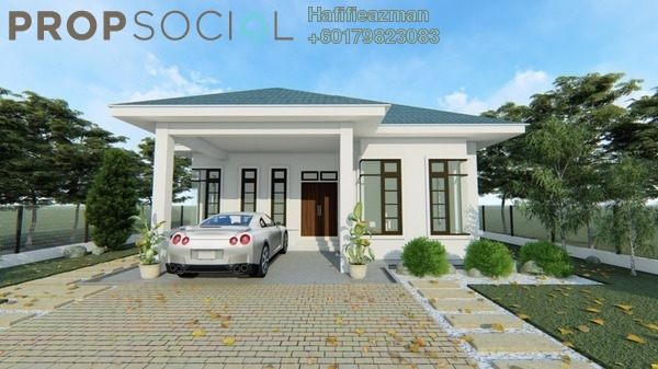 Bungalow For Sale in Desa Seri Ketereh, Ketereh Freehold Unfurnished 4R/3B 360k