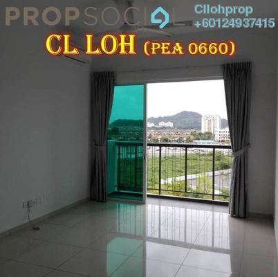 Condominium For Sale in One Imperial, Sungai Ara Freehold Unfurnished 3R/2B 565k