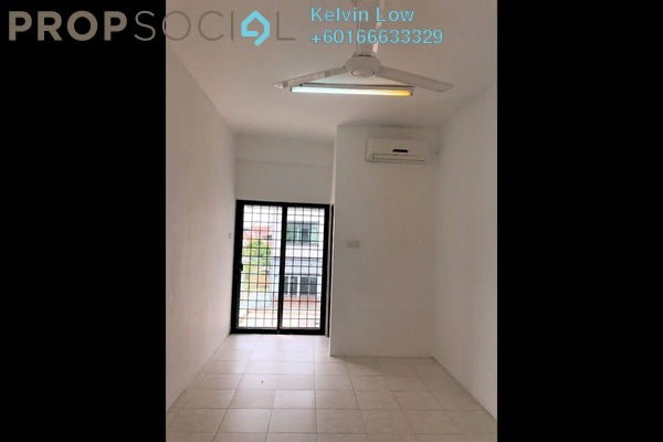 Townhouse For Rent in Westwood Terrace, Bandar Utama Freehold Semi Furnished 3R/2B 1.7k