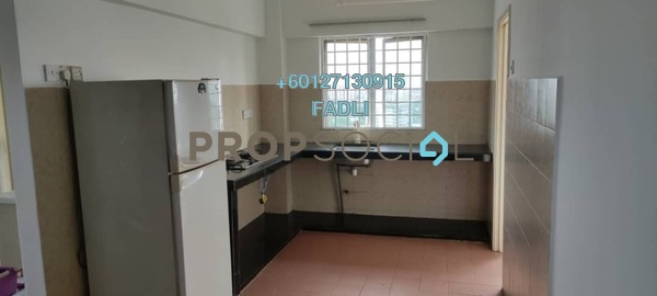 Apartment For Sale in Vantage Point, Desa Petaling Freehold Fully Furnished 3R/2B 270k