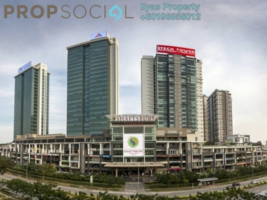 Shop For Sale in Shaftsbury Square, Cyberjaya Freehold Unfurnished 0R/0B 1.9m