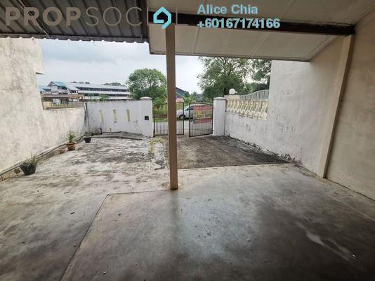 Terrace For Rent in Taman Johor Jaya, Johor Bahru Freehold Unfurnished 3R/2B 1k
