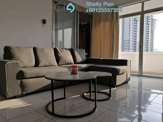 Condominium For Rent in Bukit OUG Condominium, Bukit Jalil Freehold Fully Furnished 1R/1B 1.2k