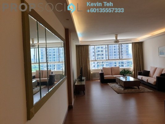 Condominium For Rent in Mont Kiara Pelangi, Mont Kiara Freehold Fully Furnished 3R/2B 3k