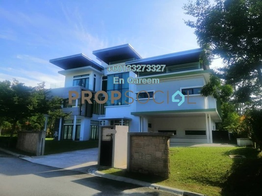 Bungalow For Sale in The Reserve, Kemensah Freehold Semi Furnished 7R/6B 5.8m
