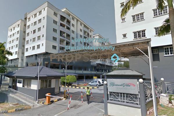 Condominium For Rent in Kemensah Villa, Kemensah Freehold Semi Furnished 3R/2B 1.1k