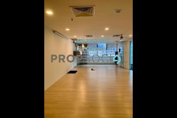Office For Sale in Plaza Mont Kiara, Mont Kiara Freehold Semi Furnished 0R/0B 954k