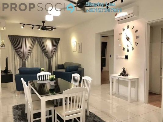 Condominium For Rent in Sunway GEO Residences, Bandar Sunway Freehold Fully Furnished 4R/3B 4.8k