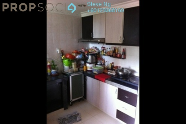 Condominium For Sale in Pelangi Condominium, Sentul Freehold Semi Furnished 3R/2B 380k