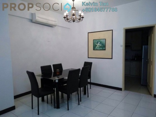 Condominium For Rent in Gold Coast, Bayan Indah Freehold Fully Furnished 3R/2B 1.4k