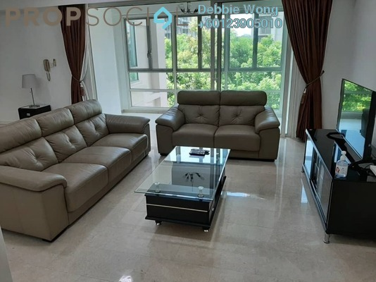 Condominium For Rent in Kiaraville, Mont Kiara Freehold Fully Furnished 3R/3B 5k
