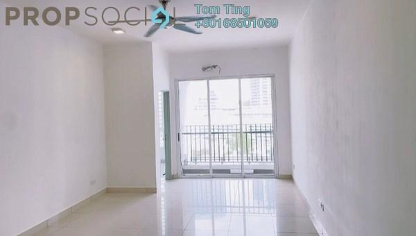 Condominium For Rent in Zenith Residences, Kelana Jaya Freehold Semi Furnished 3R/2B 1.4k