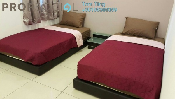 Condominium For Rent in Zenith Residences, Kelana Jaya Freehold Fully Furnished 3R/2B 1.9k