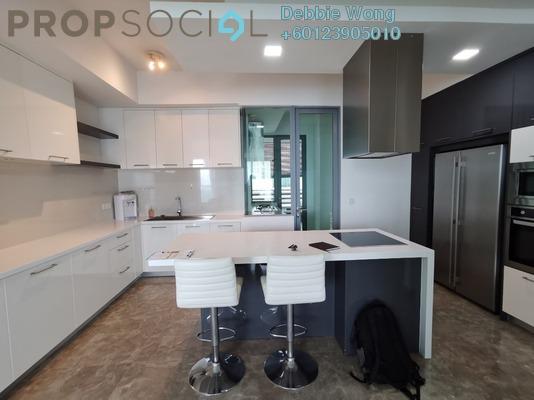 Condominium For Rent in Kiaramas Danai, Mont Kiara Freehold Fully Furnished 3R/3B 8k