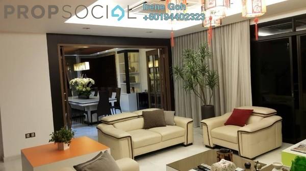 Condominium For Sale in Desa Melor, Pulau Tikus Freehold Semi Furnished 5R/4B 3m