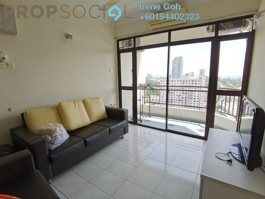 Apartment For Rent in E-Park, Batu Uban Freehold Fully Furnished 3R/2B 1.35k