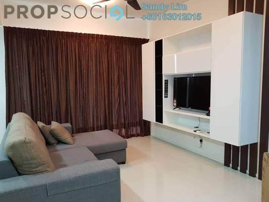 Condominium For Sale in Verdi Eco-dominiums, Cyberjaya Freehold Fully Furnished 1R/1B 500k