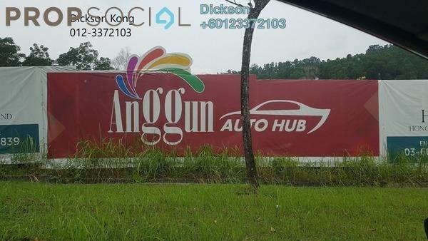 Land For Rent in Anggun City, Anggun Freehold Unfurnished 0R/0B 10k