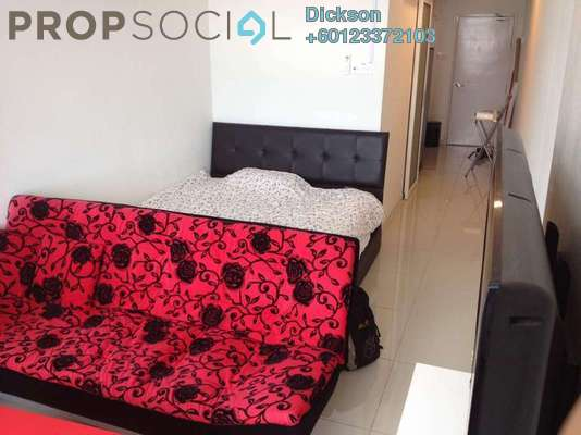 Condominium For Sale in Centrestage, Petaling Jaya Freehold Unfurnished 1R/1B 265k