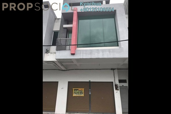 Shop For Rent in Hala Datuk 5, Ipoh Freehold Unfurnished 0R/2B 1.8k