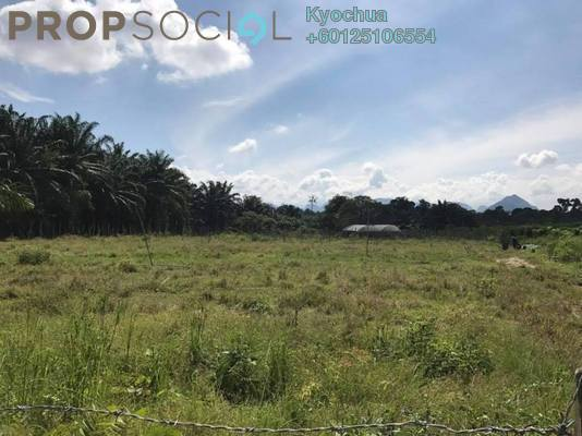 Land For Sale in Kampung Tasek, Ipoh Freehold Unfurnished 0R/0B 650k