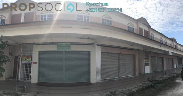 Shop For Sale in Taman Bertuah, Ipoh Freehold Unfurnished 0R/2B 168k
