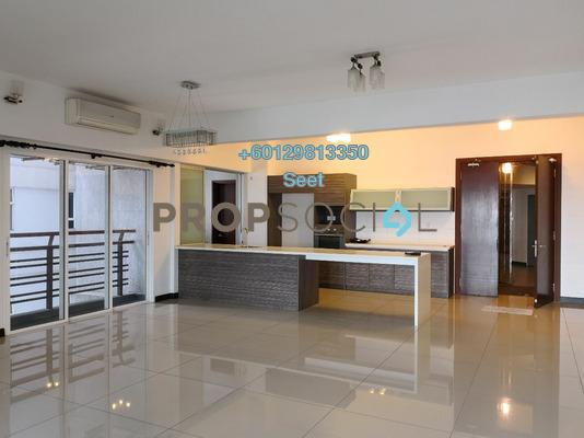 Condominium For Sale in 9 Bukit Utama, Bandar Utama Freehold Semi Furnished 4R/4B 1.36m