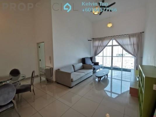 Condominium For Sale in Meridien Residence, Sungai Ara Freehold Fully Furnished 4R/2B 540k